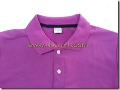 เสื้อโปโลสีม่วงด้านหน้า1