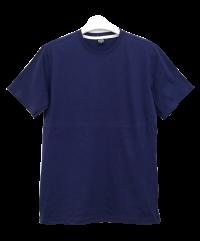 เสื้อยืดคอกลมสีกรม C1007