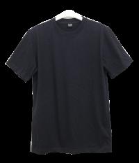 เสื้อยืดคอกลมสีดำ C1002
